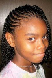 little black girl cornrow hairstyles