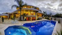 Best Picture nice houses with pools  LeventsLevents ...