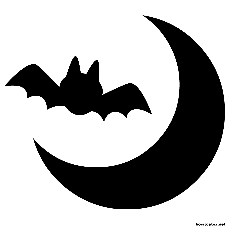 Free Halloween Decoration Stencils And Templates Diyhalloween Diy Halloweendecoration