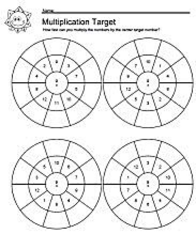 Teach Your Kids the 2 Timestables With These Fun Target