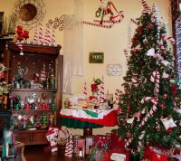 Interior Christmas Decorating Ideas | christmas interior ...