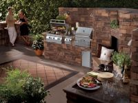 Backyard BBQ Ideas for Small Area | First Call Rock ...