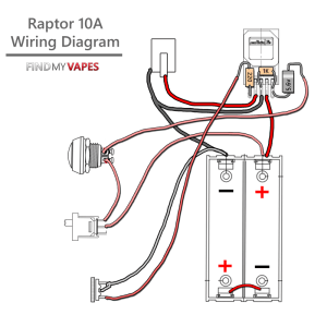 DIY Raptor 10A Box Mod Kit | Vape and Vaping