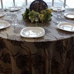 Christmas Chair Covers Pinterest A In Room Mantel Dorado Con Flores Color Cafe | Caminos De Mesa Vintage Mantels
