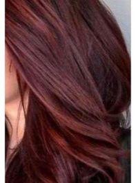 Cherry cola Joico Vero color formula: on a natural level 4 ...