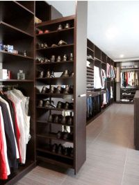 Pull out shoe shelves for Edward's closet | Home DIY ...