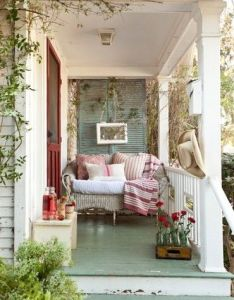 Eclectic cottage style design pictures remodel decor and ideas page perfect porch also so relaxing cool on  hot summer day iced tea anyone rh pinterest