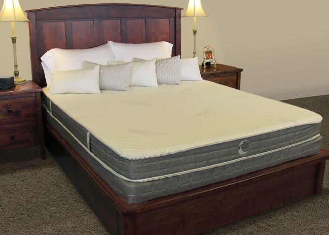 Winslow Firm Natural Latex Mattress Seattle