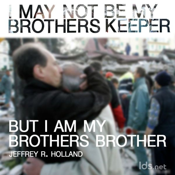 20 Brothers Quote I Am Keeper Pictures And Ideas On Meta Networks