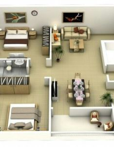 two bedroom apartment house plans also pin by wilmari holtshauzen on woonstel idees pinterest rh