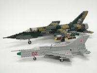 Lego MiG-21 and F-105 | Century Series Fighters ...
