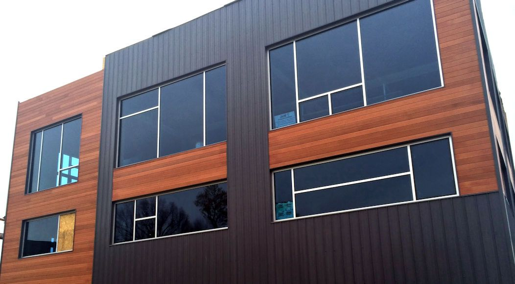 Vertical And Tongue Siding Groove