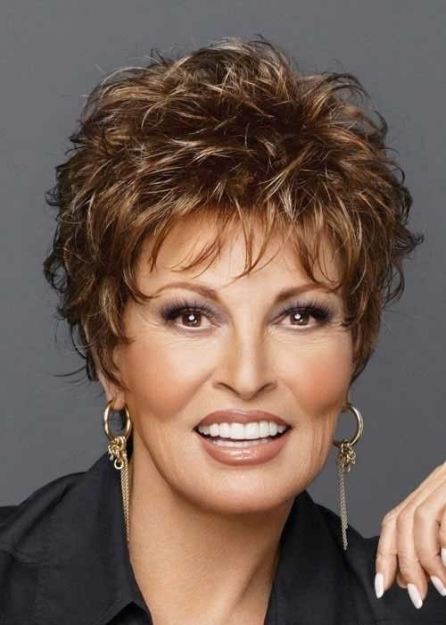 Short Hairstyles Women Over 50 Raquel Welch Wig HD Hair And