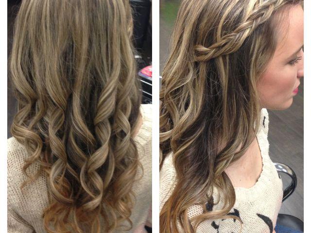 simple hair for graduation day. hairshanae. | hairshanae