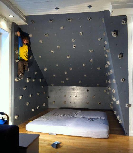 Customer Wall Photos  Climbing Holds  Rocky Mountain