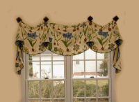 pick up valances with reveal | window treatments ...