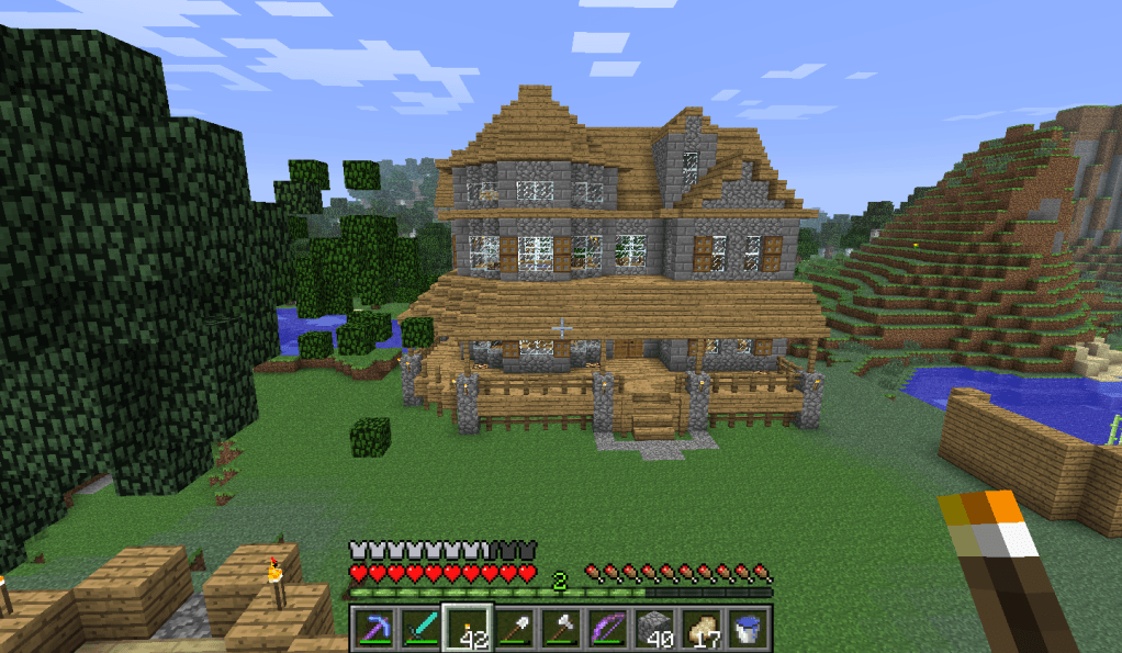 Minecraft Modern House Google Search Minecraft Madness