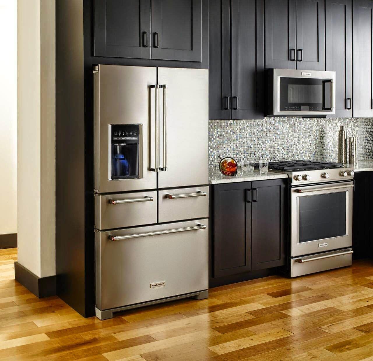 2015 5 Door KitchenAid Refrigerator  Things I Adore