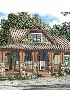 Cottage house plan with square feet and bedrooms from dream home source also rh pinterest