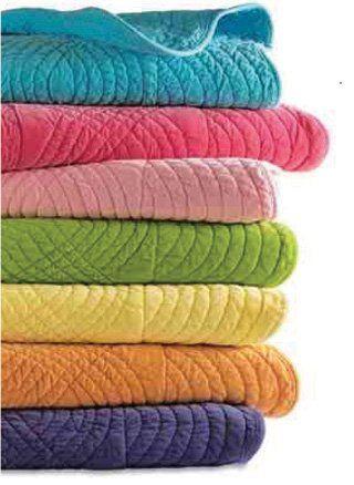 Great Colors For Kids Rooms Decor Cotton Velvet Quilts