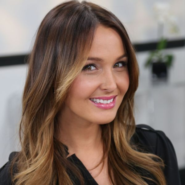 Actress Camilla Luddington