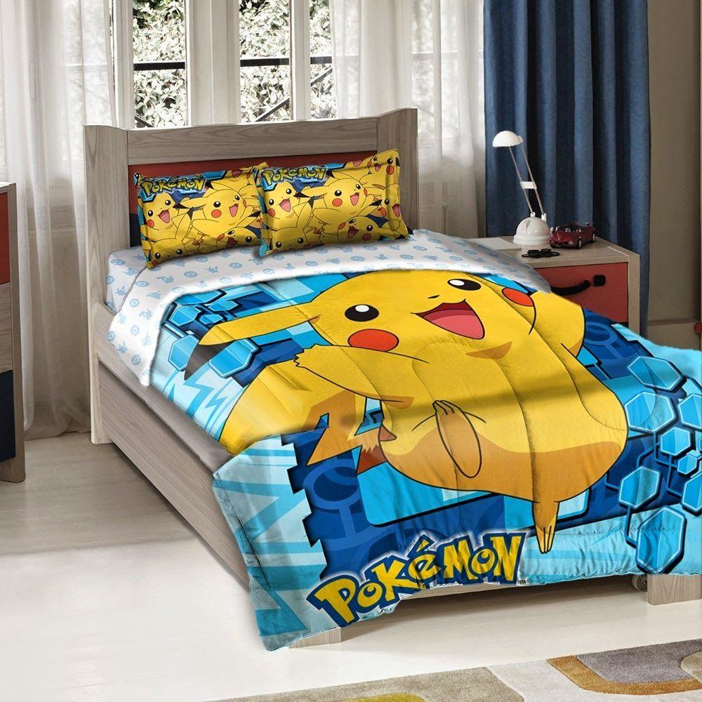 Pokemon Bedroom Accessories  Pokemon Themed Bedroom Decor