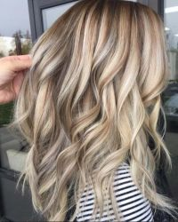 Blonde Hairstyles With Lowlights | Hair colors | Pinterest ...