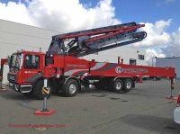 New KCP 46 meter Concrete Boom Pump   Concrete Pump Sales ...