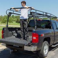 Apex Universal Steel Pickup Truck Rack | Rear view, Ford ...