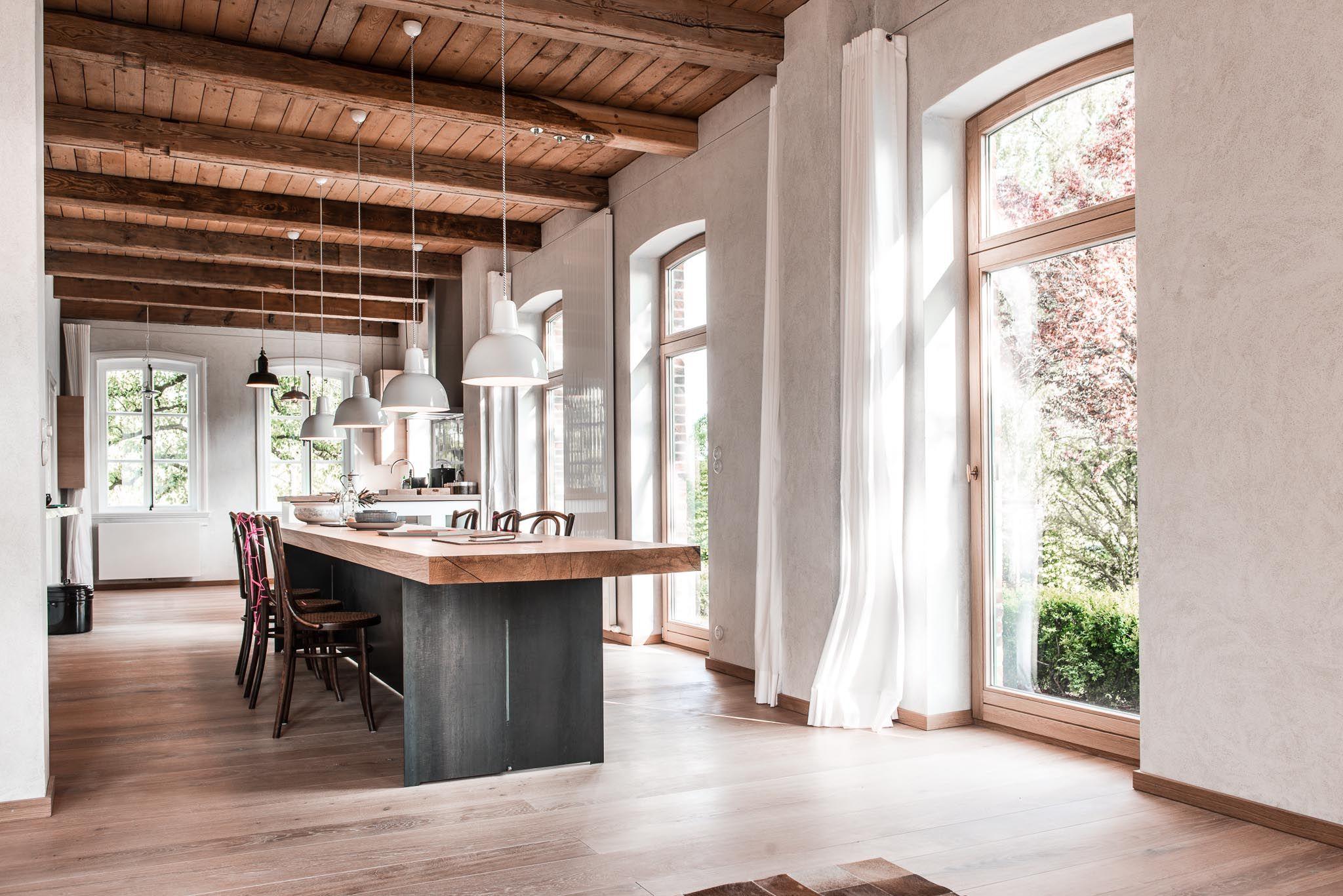 Fussboden Kuche Esszimmer Wohnzimmer Boden Raum Und Mobeldesign