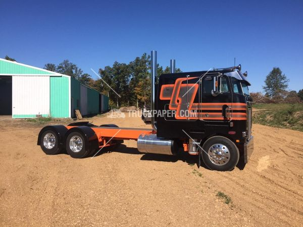 Peterbilt Cabover Trucks For Sale - Year of Clean Water