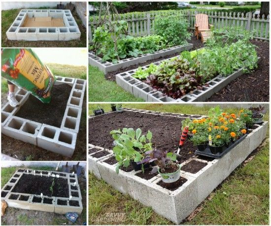 30 Creative DIY Raised Garden Bed Ideas And Projects Gardens