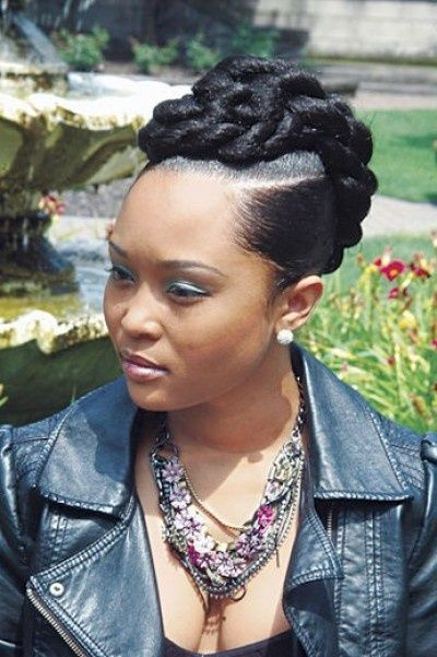 30 Urban Updo Hairstyles For Black Women Hairstyles Ideas
