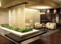 House, Glass Indoor Waterfall: Indoor Waterfall Elegant ...