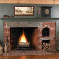 Early New England Homes by Country Carpenters | Fire ...