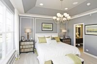 deep angled tray ceiling - Google Search | Master bedroom ...