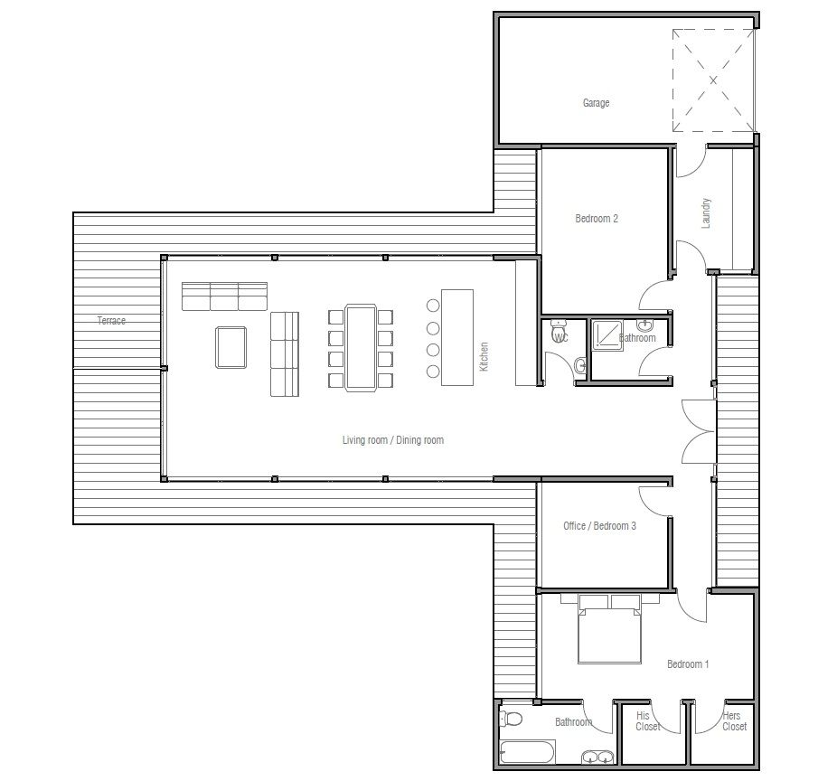 Affordable House Plans Narrow Lot House Plan Affordable House Plan