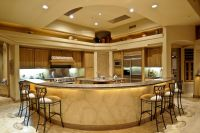 Premier Luxury Kitchens, custom designed and