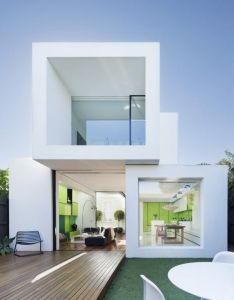 minimalist style houses also house architecture and minimal rh pinterest
