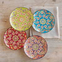 viva terra Winter Garden Plate and Bowl Sets. Our bright