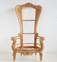 Statement Throne Chair / Prince Chair Low / Dutch ...