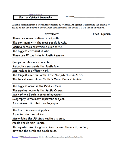 small resolution of Elements Of Geography Worksheets   Printable Worksheets and Activities for  Teachers