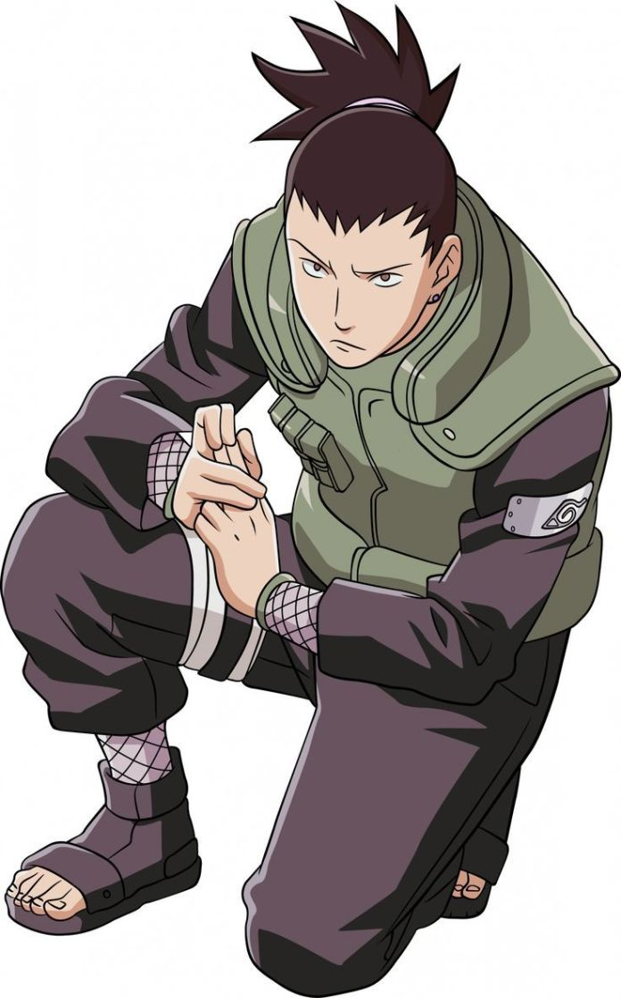 Image result for Shikamaru Nara pinterest
