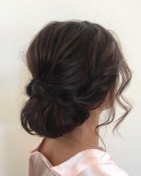 Drop Dead Gorgeous Loose Updos Hairstyle | Messy wedding ...