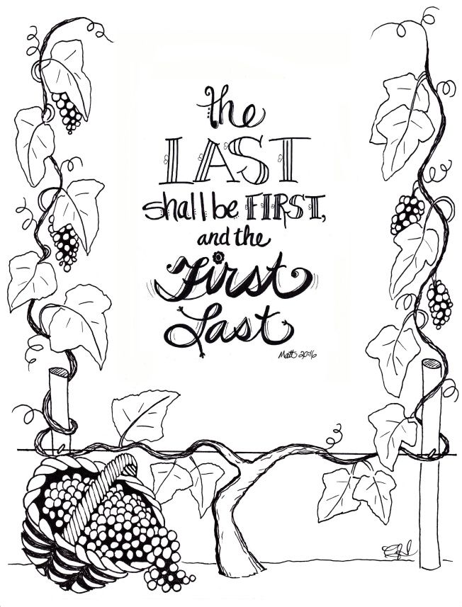 Parable Of The Mustard Seed Coloring Pages Sketch Coloring
