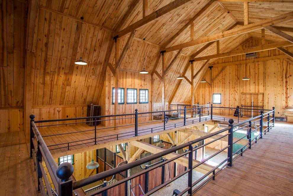 Innovative Pole Barn Homes Fashion Other Metro Traditional Garage