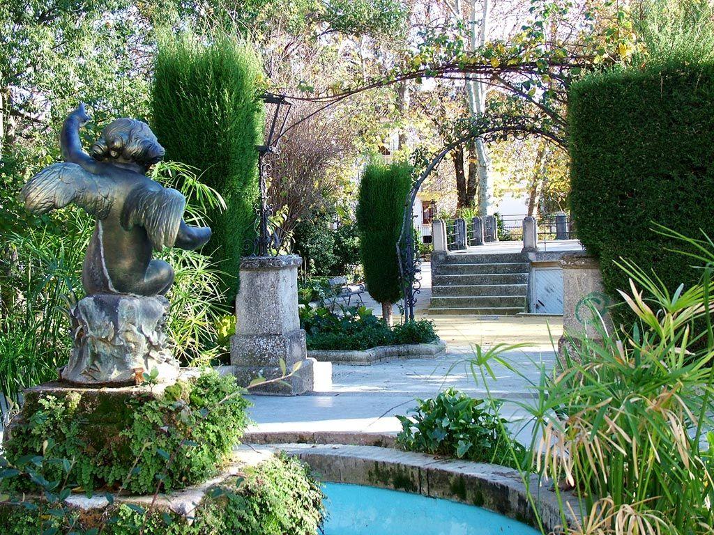 Spanish Garden Parks & Gardens Pinterest Gardens Spanish