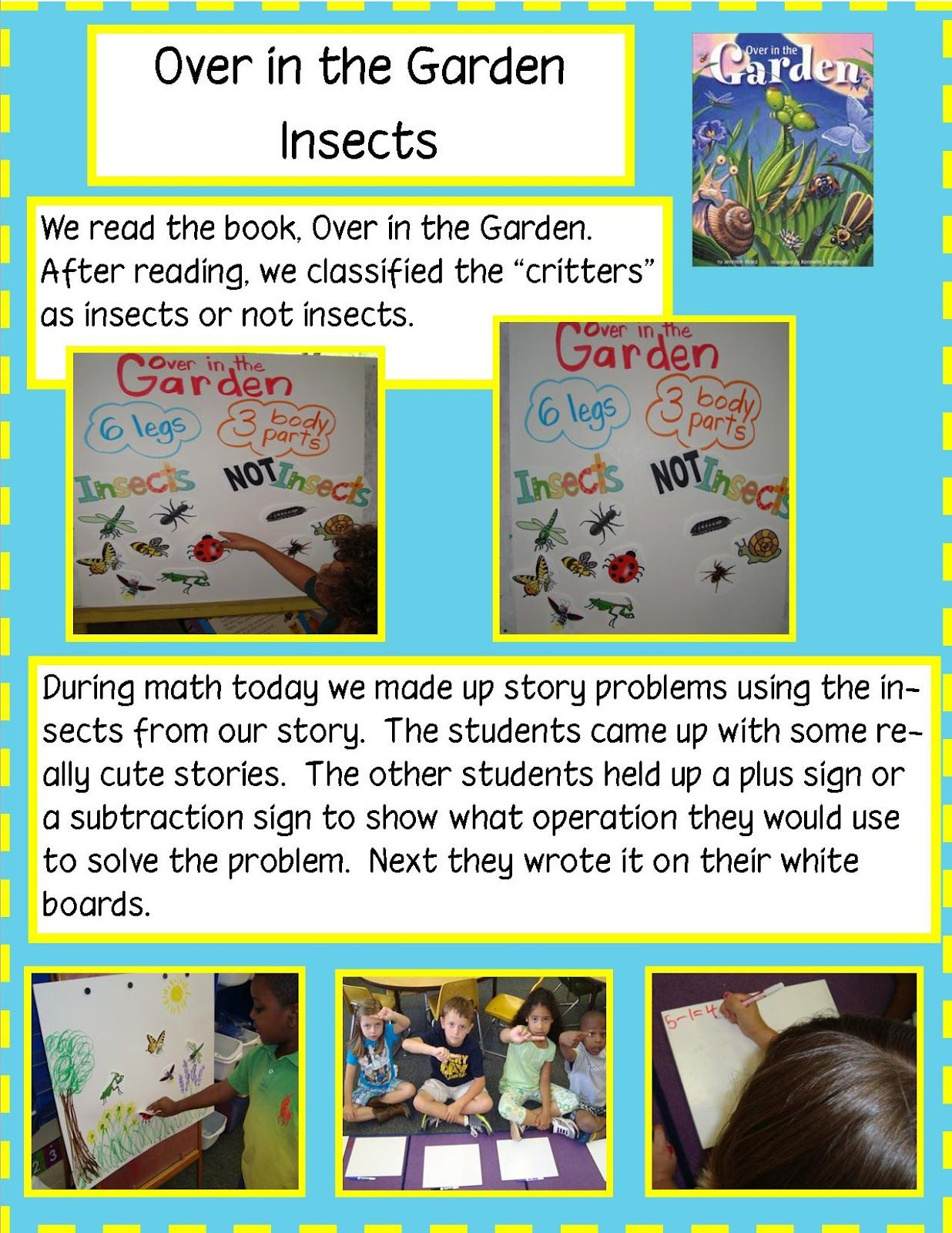 Golden Gang Kindergarten Over In The Garden