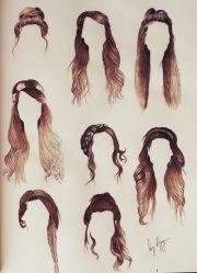 si tienes idea de qu peinado