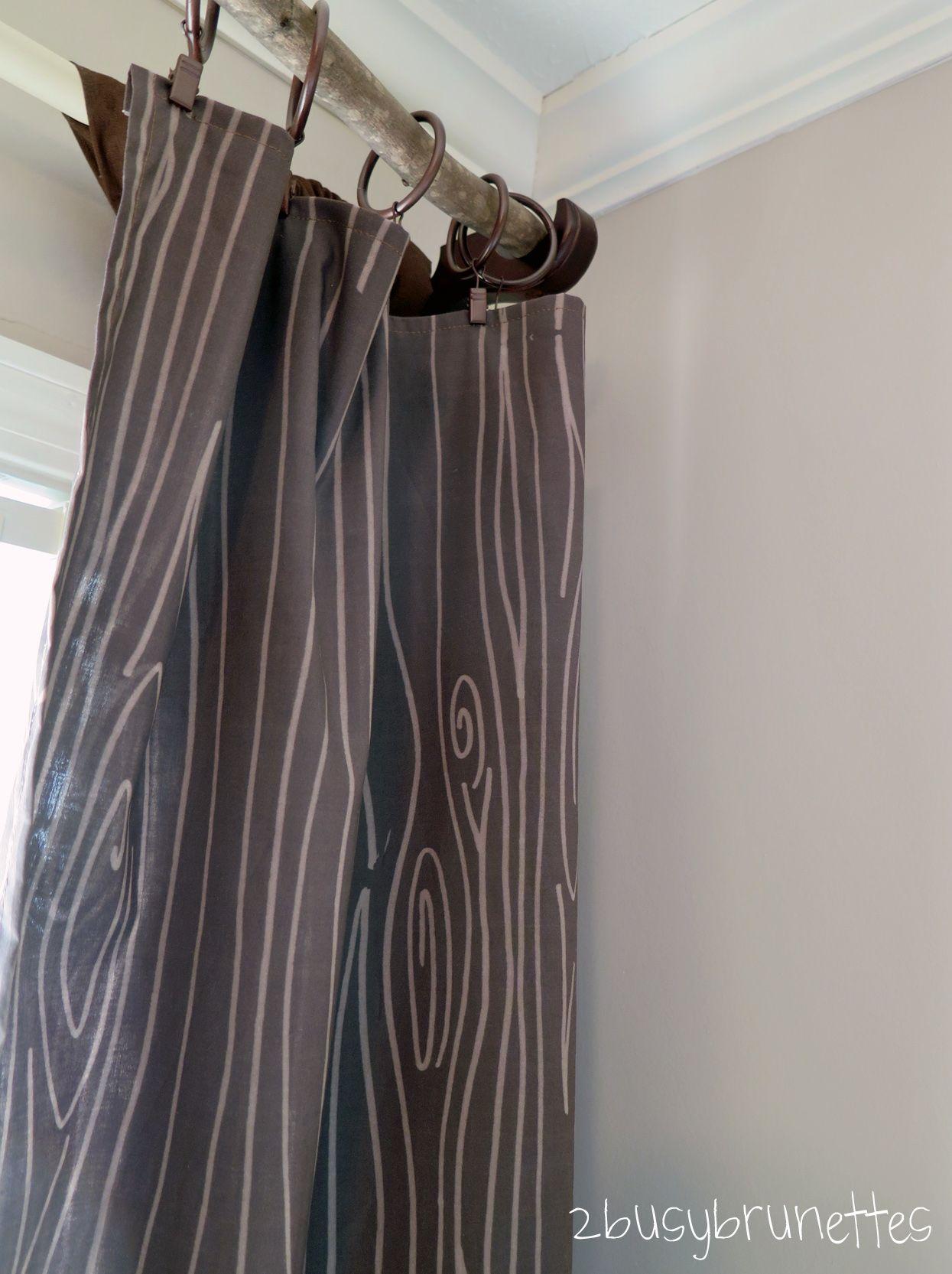 Adventure Nursery Curtains/Drapes